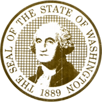 Photo of the Washington State Seal