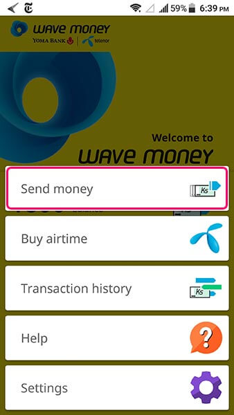Wave - Send Money