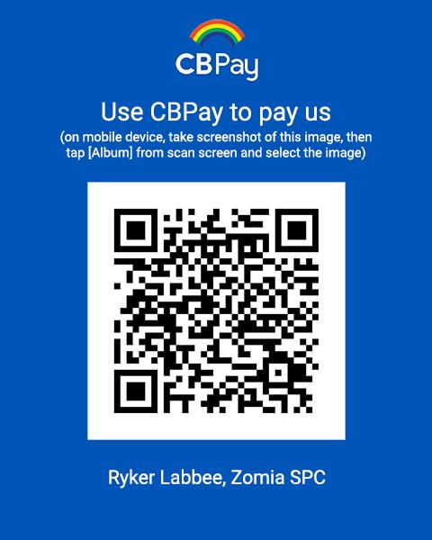 CBPay QR Code